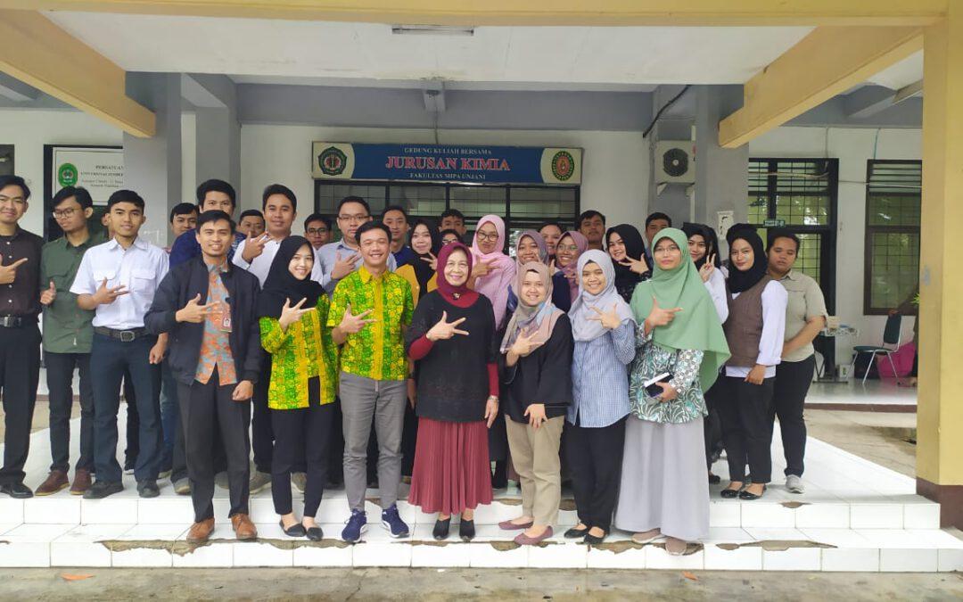 Fakultas Farmasi UNJANI bekerja sama dengan PT.Medion Farma Jaya mengadakan Open Recruitment