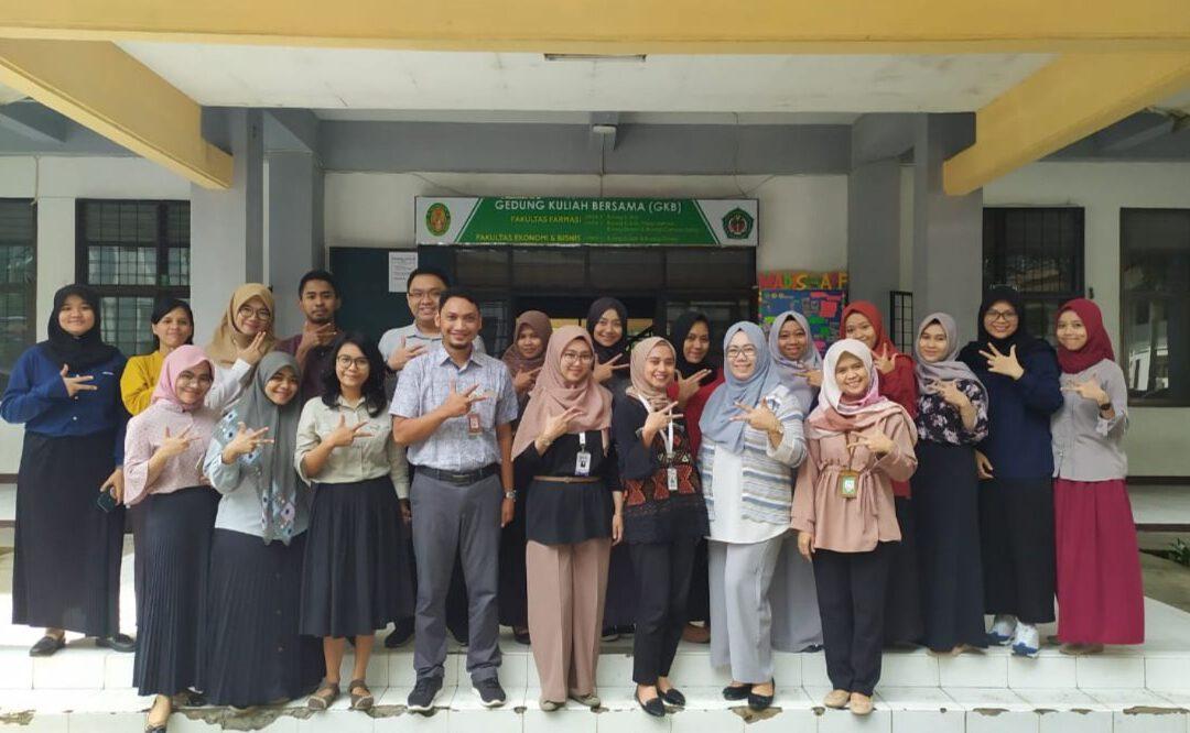 Fakultas Farmasi UNJANI bekerja sama dengan PT.Sanbe Farma mengadakan Open Recruitment
